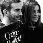 Carine_Roitfeld with marc jacobs | FashionDailyMag