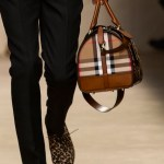 men walking Burberry Prorsum Womenswear Spring Summer 2013 Collection