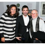 Fern Mallis, Marc Jacobs, and Stan Herman Fashion Icons with Fern Mallis-Marc Jacobs