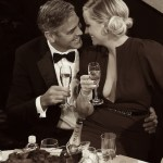 "george clooney and amy poehler NBC's ""70th Annual Golden Globe Awards"" - Audience"
