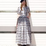 Noon by Noor Prefall 2013 fashiondailymag look 9