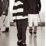 Christian Balelia at RAIF aw13 NYFW ph randy brooke