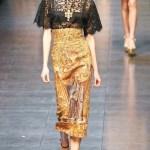 DOLCE GABBANA fall 2013 FashionDailyMag sel 4