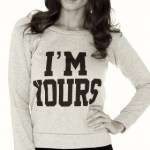 misguided VDAY sweatshirt