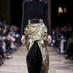 BALMAIN FW13 PFW FashionDailyMag sel gold 4