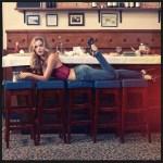 Georgia May Jagger Hudson Jeans SS13 fashiondailymag 3