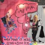 2013.03.13 Macys Betsey Johnson Window