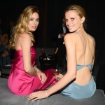 Cato Van Ee, Doutzen Kroes Tiffany & Co. celebrates blue