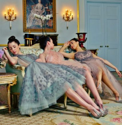 CHRISTIAN SIRIANO spring ad campaign fashiondailymag