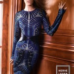 Herve Leger by Maz Azria SS13 Ad Campaign fashiondailymag 3