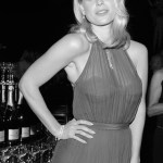 Alice Eve wearing Diamonds from the Tiffany & Co. 2013 | FashionDailyMag
