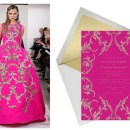 Oscar de la Renta goes Paperless
