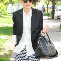 BR MILLY featuring OLIVIA PALERMO