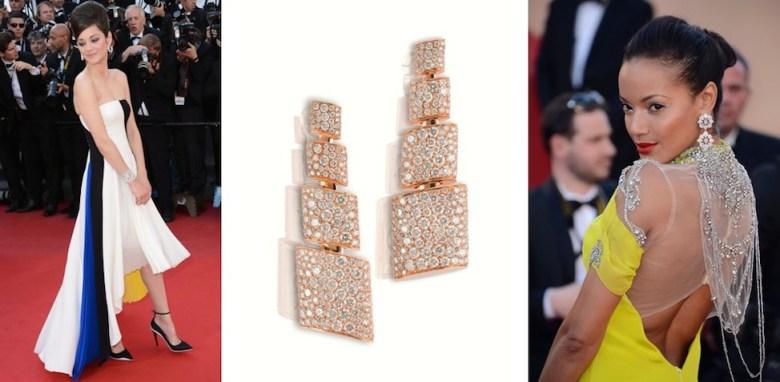 fdmloves marion cotillard selita eBanks + diamonds fashiondailymag