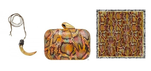 KOTUR animal pattern accessories
