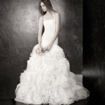 WHITE vera wang bridal   FashionDailyMag