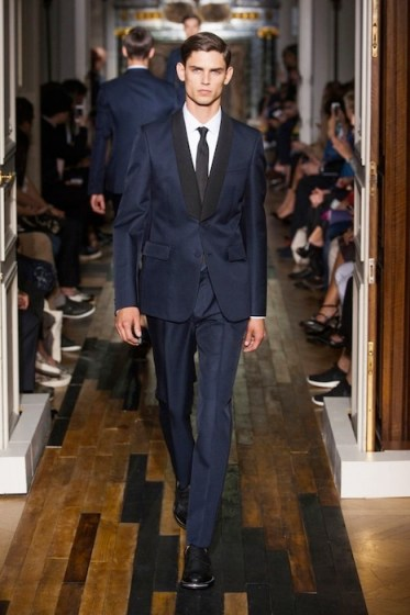 Valentino Menswear Spring 2014 fashiondailymag selects 23