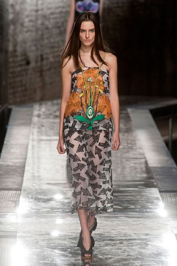 CHRISTOPHER KANE spring 2014 FashionDailyMag sel 12
