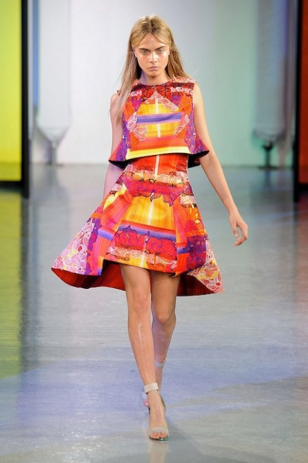 PETER PILOTTO spring 2014 LFW fashiondailymag sel 31