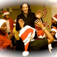 ADRIEN BRODY Holiday with Children