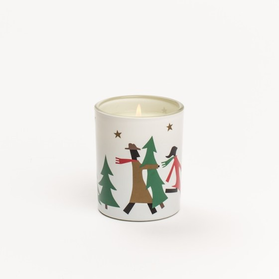Sparkle Candle fashiondailymag