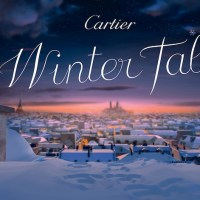 CARTIER Winter Tale Film Series Holiday 2013