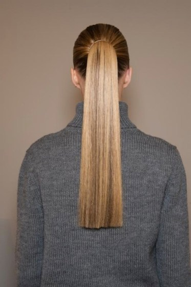 BOTTEGA VENETA HAIR fall 2014 FashionDailyMag sel 1