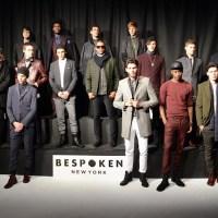 Bespoken Menswear Fall 2014 NYFW
