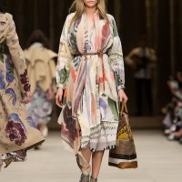 BURBERRY PRORSUM fall 2014 highlights LFW