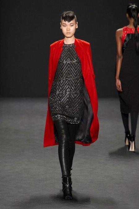 CARMEN MARC VALVO Fall 2014 NYFW fashiondailymag sel 8