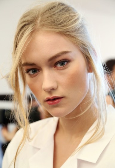 Michael Kors Backstage Beauty FW 2014 Image 15