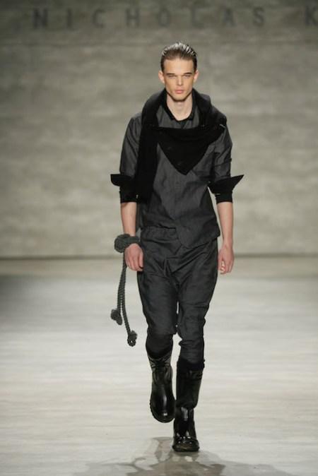 NICHOLAS K Fall 2014 fashiondailymag sel 22