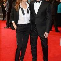 BRAD PITT and ANGELINA at BAFTA