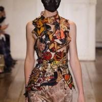 MAISON MARTIN MARGIELA couture spring 2014