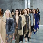 BEAUTY on the RUNWAY: REED KRAKOFF fall 2014