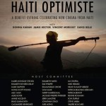 Haiti Optimiste with Donna Karan at FIAF