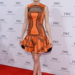 Celebs at Tribeca Film Festival IWC Event