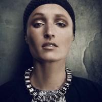 EDITORIAL: Simona Hanke photographed by Christopher Logan
