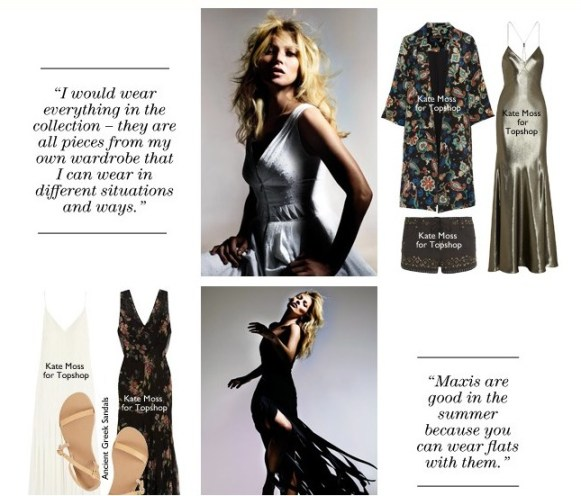 kate moss x topshop at netaporter
