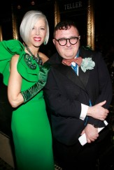 linda fargo alber elbaz FIT foundation gala