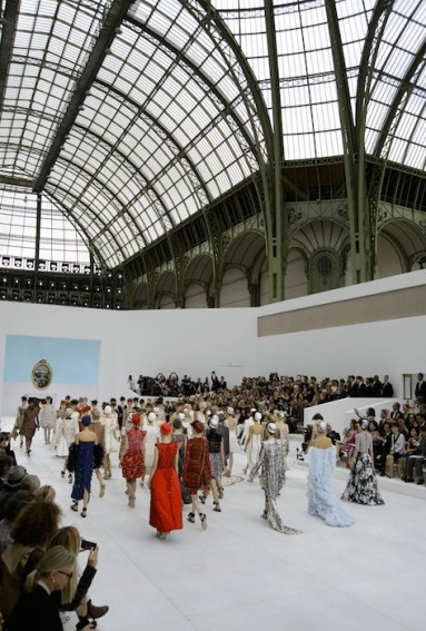 CHANEL HAUTE COUTURE fall 2014 FashionDailyMag sel 10