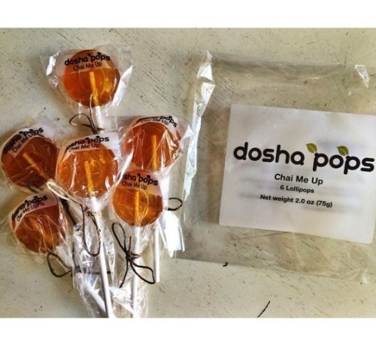 dosha pops at NYFW FashionDailyMag