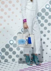 Anya Hindmarch SS15 (Kensington Leverne, British Fashion Council) 2 fashiondailymag