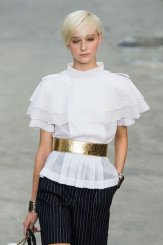 Chanel SS15 PFW Fashion Daily Mag sel 35 copy