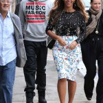 Spotted: Beyonce with Jay-Z in london