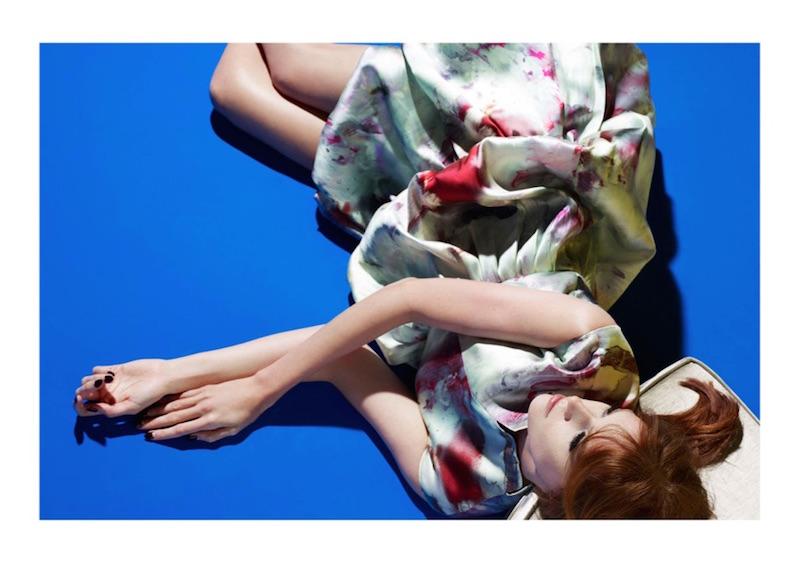 Alessia Prekop spring 2015 FashionDailyMag sel 1