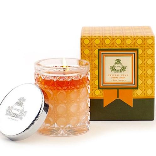 Agraria Crystal Cane Perfume Candle Fashiondailymag GiftGuide2014 sel3