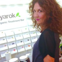 organic FOOD for HAIR by Yarok
