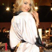 BACKSTAGE at VICTORIA's SECRET fashion show