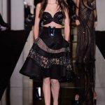 ATELIER VERSACE couture ss15 FashionDailyMag sel yumi lambert